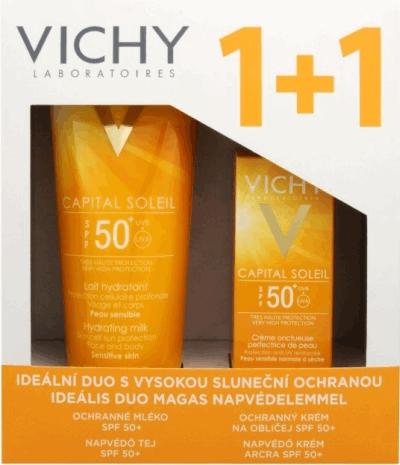 mléko na opalování Vichy Capital Soleil Family Milk